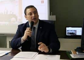 Massimo Zullino - consigliere regionale lucano Lega
