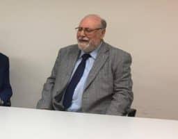 Leopoldo Desiderio - presidente Comitato regionale CONI  Basilicata