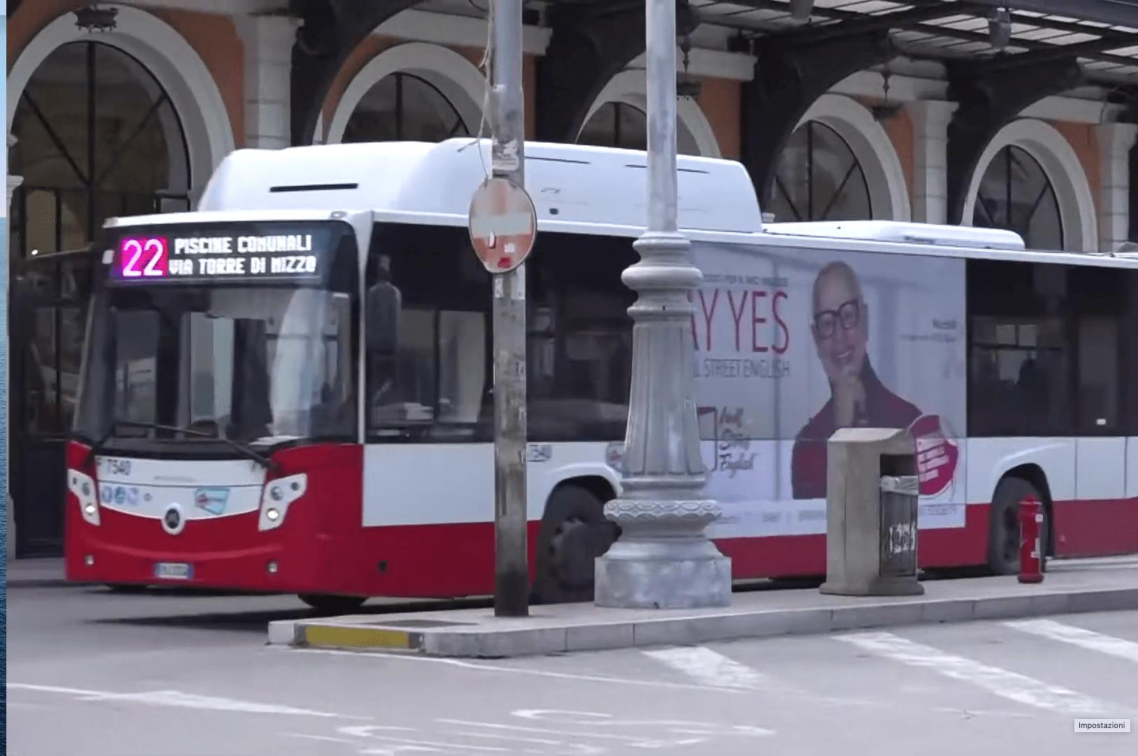 bus autobus bari puglia tpl trasporto trasporti
